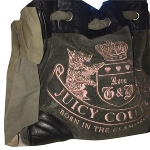 Juicy Couture Satchel in Gray