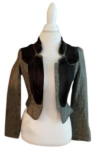 Anna Sui Ribbon Black / Gold Jacket