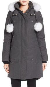 Moose Knuckles Fur Down Parka Coat