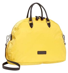 Liebeskind Zip Top Colorful Tote in yellow