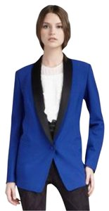 Just Cavalli Cobalt and Black Blazer
