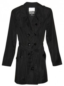 Kensie Double Breasted Trench Coat