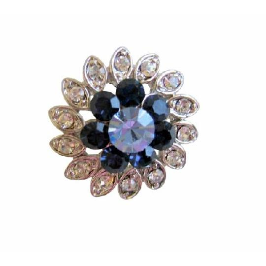 Preload https://item5.tradesy.com/images/silverblue-montana-lite-sapphire-crystal-simulated-diamond-plated-broochpin-1748394-0-0.jpg?width=440&height=440
