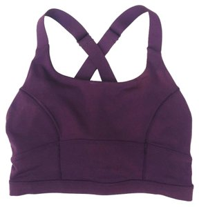 Lululemon New NWT Lululemon Pure Practice Sports Bra Size 4