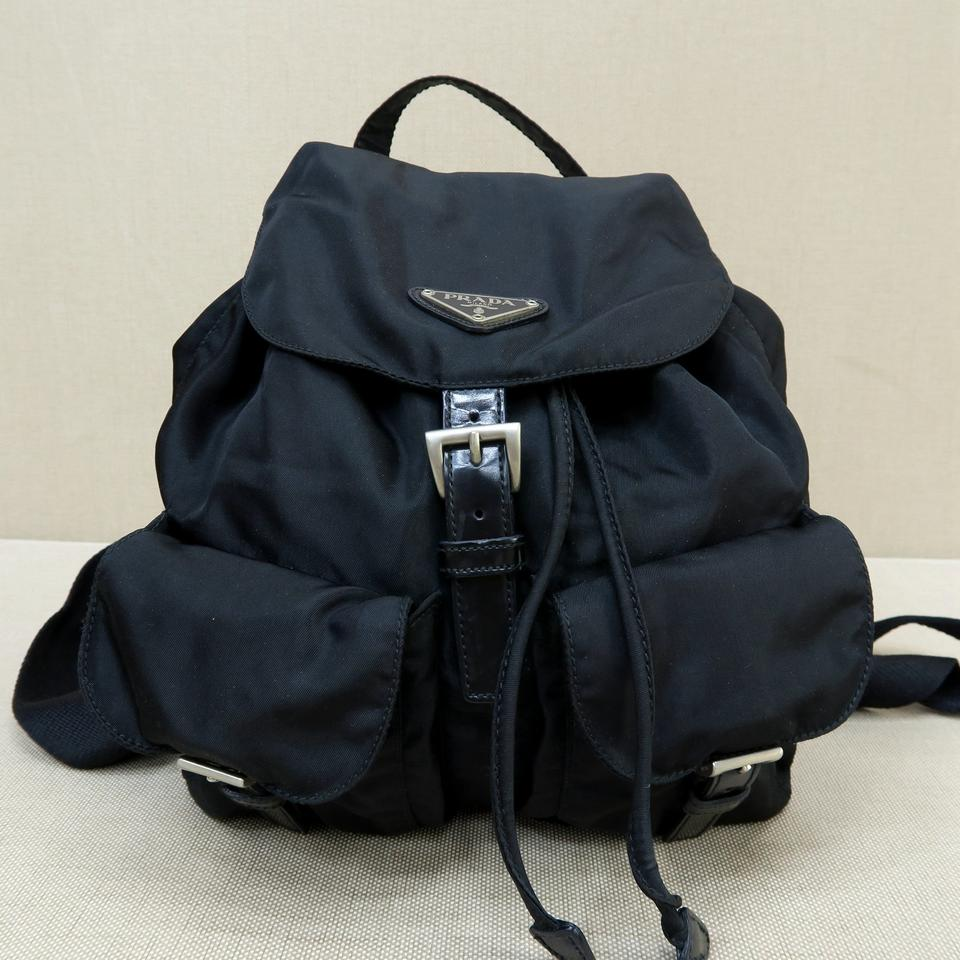 prada hand - Prada Vela Nylon Backpack | Backpacks on Sale at Tradesy
