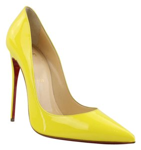 Christian Louboutin So Kate Sokate Stiletto Sun Pumps