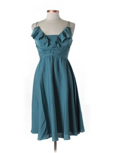 BHLDN Tide Silk Couplet Vintage Bridesmaid/Mob Dress Size 2 (XS)