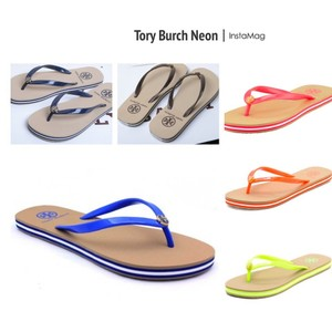 Tory Burch Multi-Colors Sandals