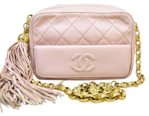 Chanel Vintage Camera Cross Body Bag