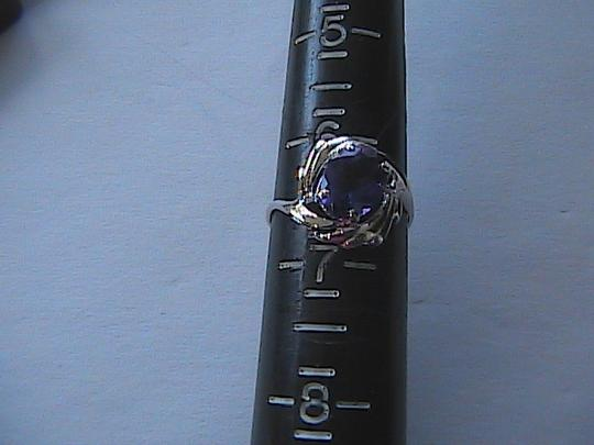 Unknown Sterling Silver 2.5 carats Amethyst Ring