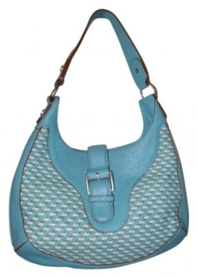 Preload https://item1.tradesy.com/images/michael-kors-turquoise-leather-hobo-bag-174890-0-0.jpg?width=440&height=440