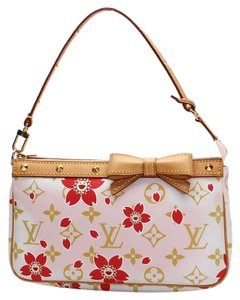 Louis Vuitton Murakami Cherry Lv Cherry Blossom Limited Edition Murakami Shoulder Bag