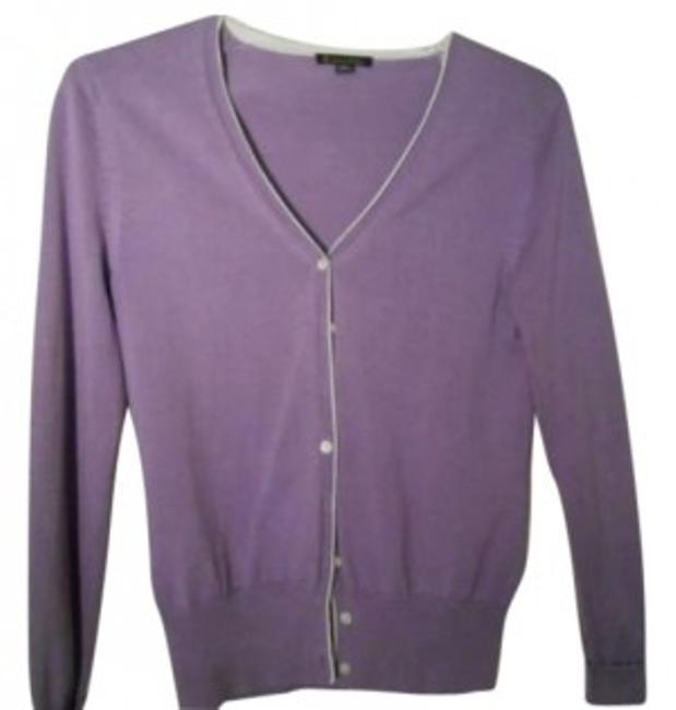 Preload https://img-static.tradesy.com/item/174892/brooks-brothers-deep-lavender-cardigan-size-6-s-0-0-650-650.jpg