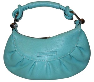 BCBGMAXAZRIA Leather Hobo Bag