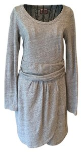 Juicy Couture short dress Light Gray on Tradesy
