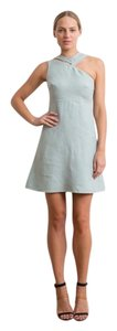 Valentino short dress Light blue Never Worn Summer on Tradesy
