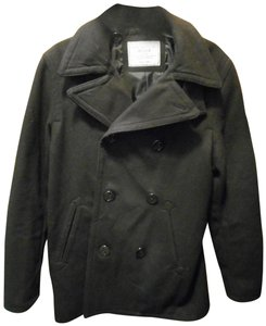 Old Navy 30% Recycled Wool Pea Coat