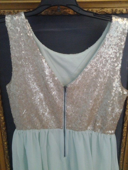 Maison Jules Sequin Wedding Graduation Prom Dress
