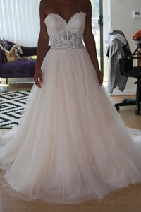 Allure Bridals One-of-a-kind For Terry Costa Wedding Dress