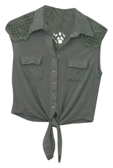 6370bbcd936 Rue 21 Mint-green Top - 30% Off Retail 70%OFF - staging ...