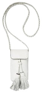 Rebecca Minkoff Leather Gold Cross Body Bag