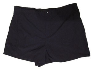Lands End New With Tags Lands End Black Swim Shorts size 10