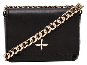 Pour La Victoire Mini Gold Hardware Cross Body Bag