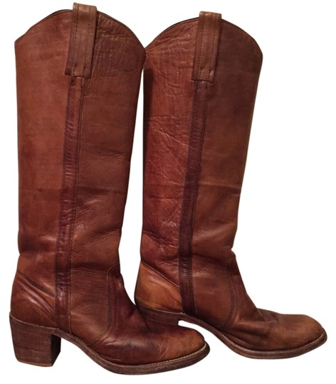 Preload https://item5.tradesy.com/images/frye-tan-bootsbooties-size-us-65-regular-m-b-1749324-0-0.jpg?width=440&height=440