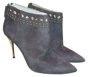 Joan & David Brown Boots
