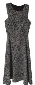 Zara Herringbone A-line Dress