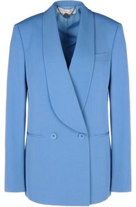 Stella McCartney Wedgewood Blue Blazer