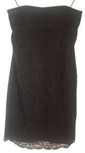 Diane von Furstenberg Lace Built In Bra Dress