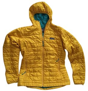 Patagonia Gold/Teal Jacket