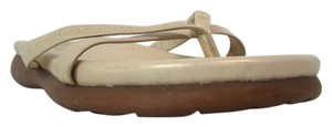 Kenneth Cole Reaction Slip On Beige Sandals