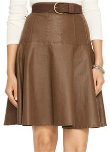 Lauren Ralph Lauren Skirt Brown
