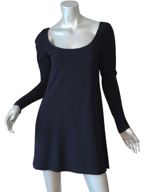 Ellen Tracy New With Tag Zipper Ruched Cuff Tunic