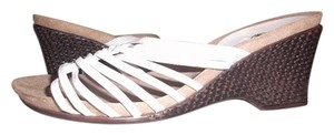 Duck Head WHITE Sandals