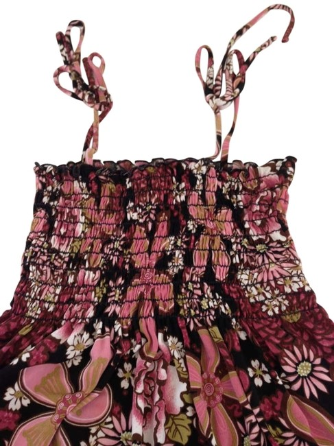 Preload https://item3.tradesy.com/images/body-central-floral-pink-multi-blouse-size-6-s-174972-0-0.jpg?width=400&height=650