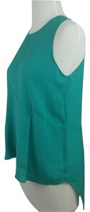 Rachel Roy Style-rmsja3267 Asymmetrical Style Keyhole Back Neck Ships In 24 Hours Top Teal