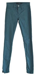 JOE'S Jeans Jean Skinny Pants Teal