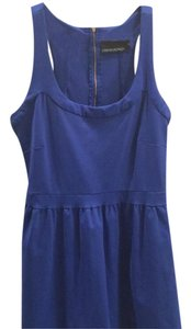 Cynthia Rowley short dress Blue on Tradesy