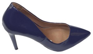 Mossimo Supply Co. Classic Work Attire Blue Pumps