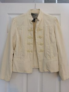 Mac & Jac Cream Blazer