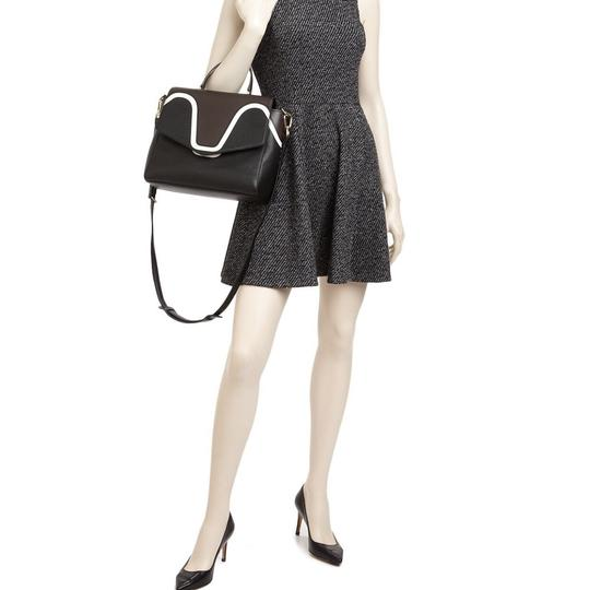 Tory Burch Satchel in Expresso/black Image 1