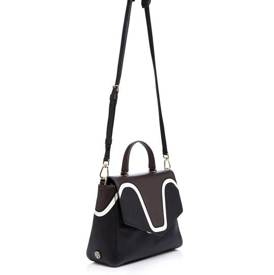 Tory Burch Satchel in Expresso/black Image 2