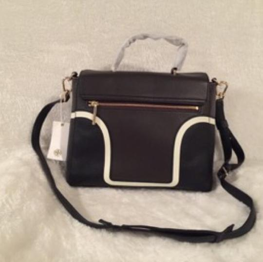 Tory Burch Satchel in Expresso/black Image 4
