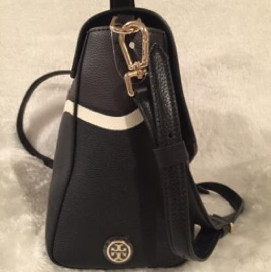 Tory Burch Satchel in Expresso/black Image 6