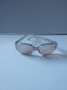 Coach Clear Grommet Audrey Sunglasses