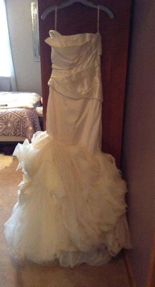 Vera wang fiona wedding dress on sale 67 off wedding for Vera wang wedding dress for sale