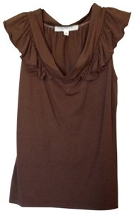 Jennifer Reale Design Top brown